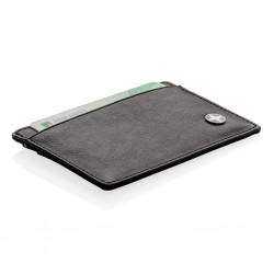 Swiss Peak anti-skimming card holder