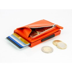 CASCADE ZIPPER WALLET